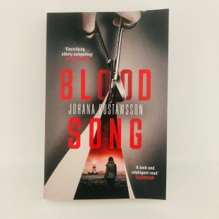 blood song johana gustawsson