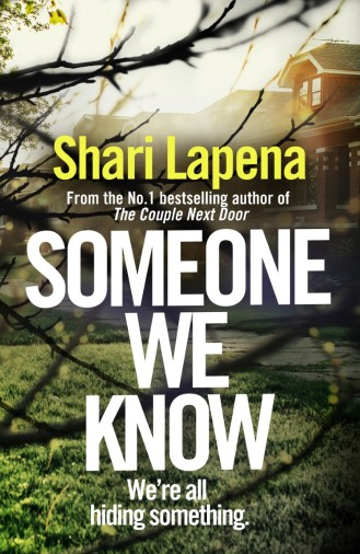 Someone We Should Know Cover