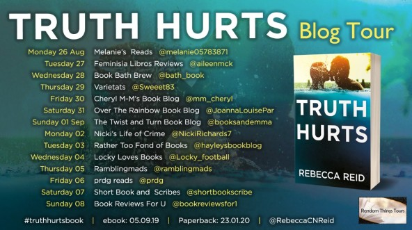 Truth Hurts BT Poster