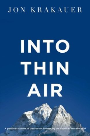 into the air jon krakauer