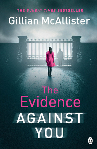 the evidence against you gillian mcallister