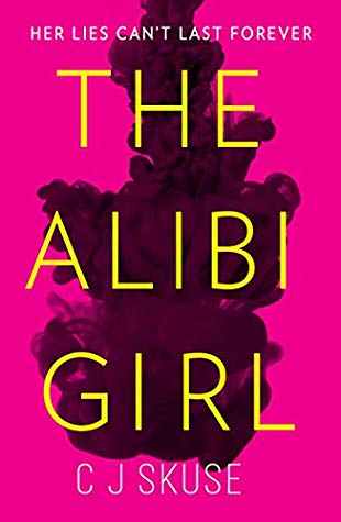 the alibi girl c j skuse