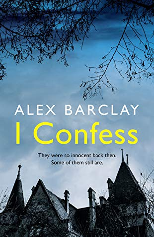 i confess alex barclay