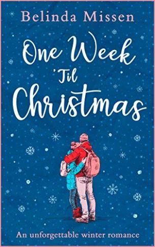 one week 'til christmas belinda missen
