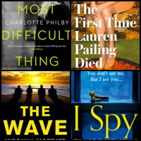 #BookReviews: The Wave | The First Time Lauren Pailing Died | I Spy | The Most Difficult Thing