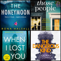 #BookReviews: When I Lost You | Those People | The Honeymoon | The Dangerous Kind