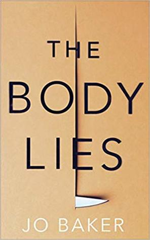 the body lies jo baker