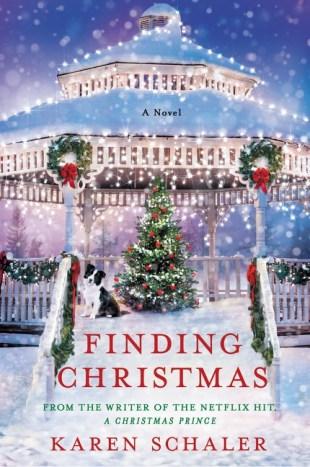 finding christmas karen schaler