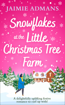 snowflakes at the little christmas tree farm jaimie admans