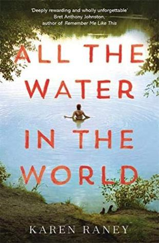 all the water in the world karen raney