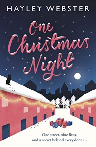 one christmas night hayley webster