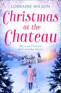 christmas at the chateau lorraine wilson