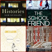 Book Reviews: Constellations | If I Forget You | Histories | The School Friend