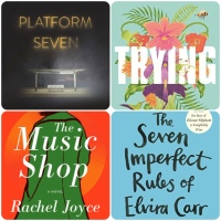Book reviews: Platform Seven | The Seven Imperfect Rules of Elvira Carr | The Music Shop | Trying