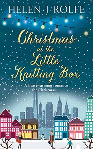 christmas at the little knitting box helen j. rolfe