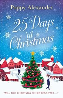 25 days 'til christmas poppy alexander