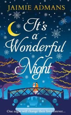 it's a wonderful night jaimie admans