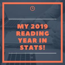 my 2019 reading year in stats