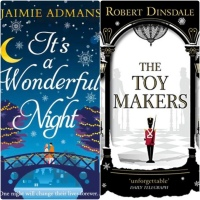 Mini Reviews: It's A Wonderful Night by Jaimie Admans | The Toymakers by Robert Dinsdale