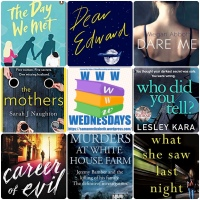 WWW Wednesdays! What are you reading this week?