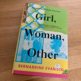 girl, woman, other bernadine evaristo