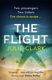 the flight julie clark