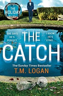 the catch by t m logan