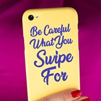 #BookReview: Be Careful What You Swipe For by Jemma Forte @jemmaforte