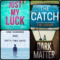 Mini Book Reviews: Just My Luck | The Catch | One Hundred and Fifty Two Days | A Dark Matter