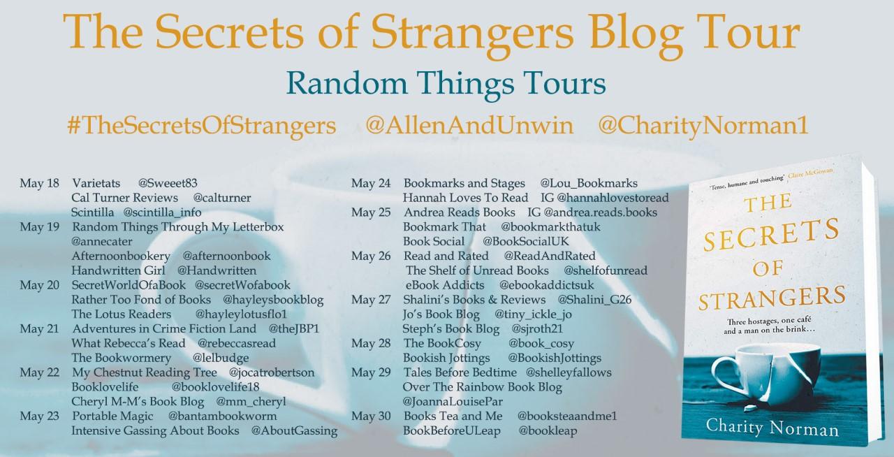 The Secrets of Strangers BT Poster