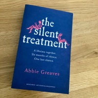 Book Review: The Silent Treatment by Abbie Greaves | @AbbieGreaves1