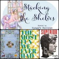 Stacking the Shelves with a new Book Haul (6 Jun 20)!