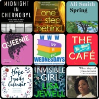 WWW Wednesdays (1 Jul 20)! What are you reading this week?
