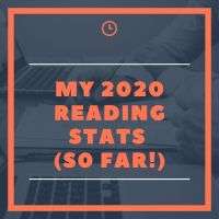 My 2020 Half-Year Reading Stats!