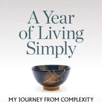A Year of Living Simply by Kate Humble | @RandomTTours