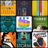 WWW Wednesdays (2 Sep 20)! What are you reading this week?