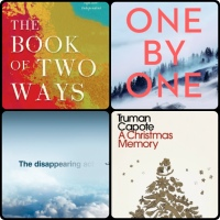 Mini Book Reviews: The Book of Two Ways | One by One | The Disappearing Act | A Christmas Memory