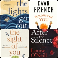Mini Book Reviews: Because of You | The Sight of You | When the Lights Go Out | After the Silence