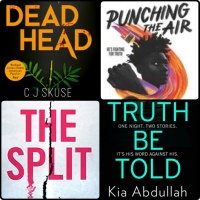 Mini Book Reviews: Dead Head | Truth Be Told | The Split | Punching the Air