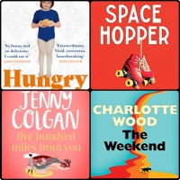 Mini Book Reviews: Hungry | Space Hopper | The Weekend | Five Hundred Miles From You