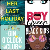 Mini Book Reviews: Her Last Holiday | The Black Kids | Boy Queen | The Gin O'Clock Club