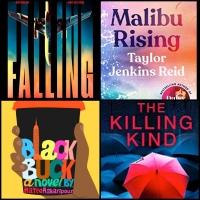 Mini Book Reviews: Falling | Malibu Rising | Black Buck  | The Killing Kind